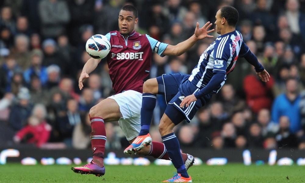 Bóng đá - West Ham United vs West Bromwich: 19h45, ngày 28/12