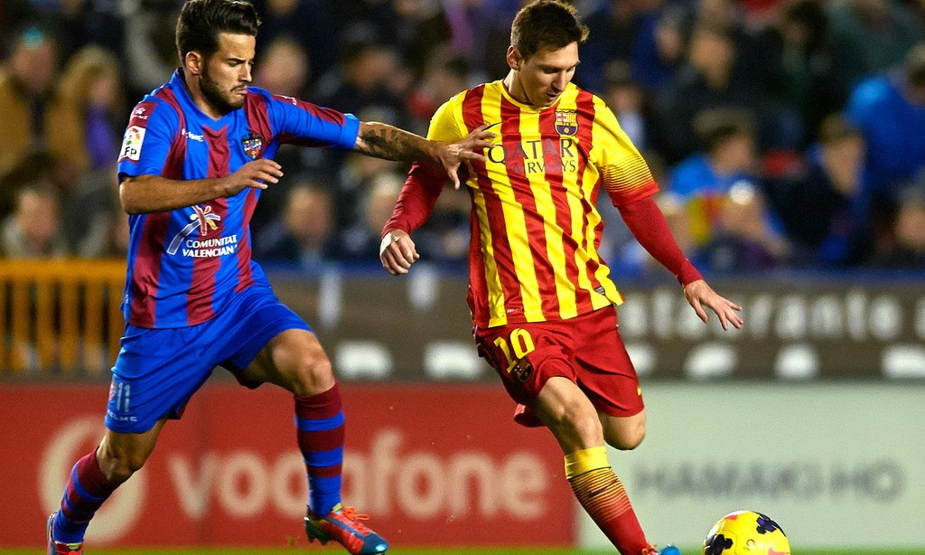Bóng đá - Barcelona vs Levante: 04h00, ngày 30/01