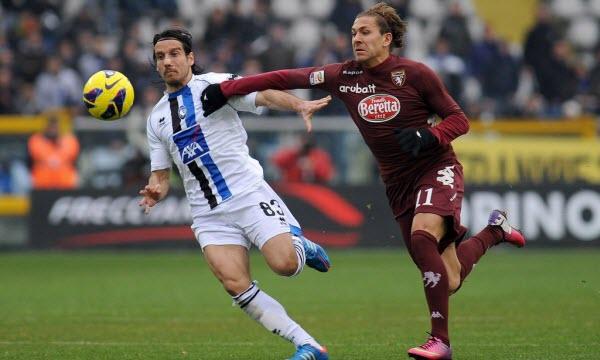 Bóng đá - Torino vs Atalanta 18h30, ngày 29/01