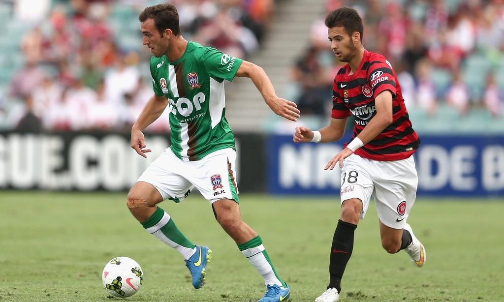 Bóng đá - Newcastle Jets FC vs Adelaide United FC 15h00 ngày 30/12