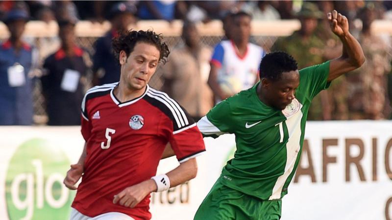 Bóng đá - Nigeria vs Ai Cập 22h00 ngày 26/03
