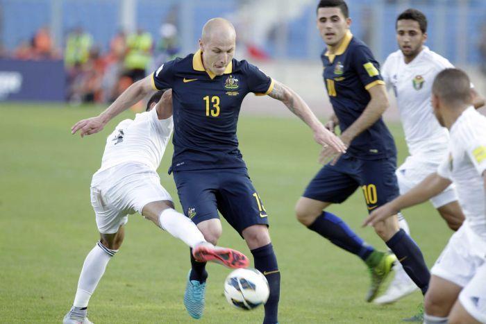 Bóng đá - Australia vs Jordan 18h00 ngày 06/01