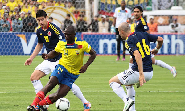 Nhận định dự đoán Colombia vs Ecuador 7h ngày 14/6