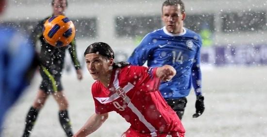 Bóng đá - Estonia vs Serbia 00h00, ngày 30/03