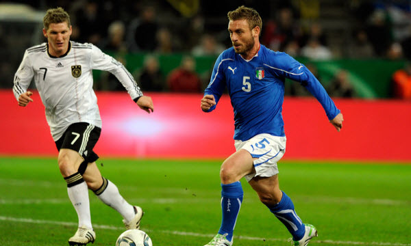 Bóng đá - Đức vs Italy 01h45, ngày 30/03