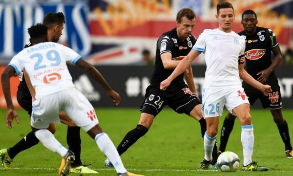 Bóng đá - Angers SCO vs Marseille 03h00 ngày 23/12