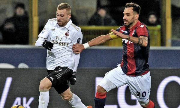Dự đoán nhận định Bologna vs AC Milan 02h30 ngày 19/12