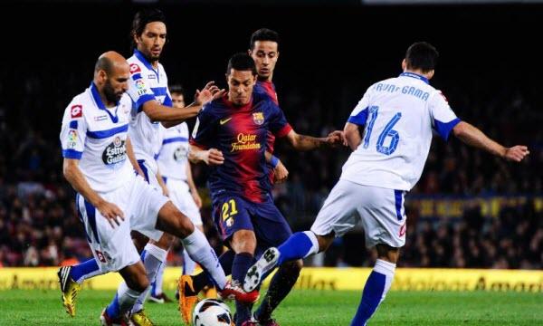 Bóng đá - Deportivo La Coruna vs Barcelona 01h45, ngày 30/04