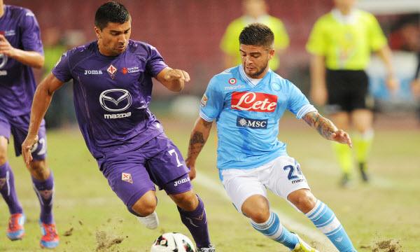 Bóng đá - Fiorentina vs Napoli 22h59, ngày 29/04