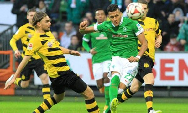 Bóng đá - Werder Bremen vs Borussia Dortmund 04/05/2019 23h30