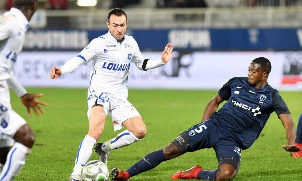 Bóng đá - Lorient vs Auxerre 01h45 ngày 30/04