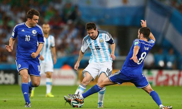 Bóng đá - Argentina vs Haiti 06h00, ngày 30/05