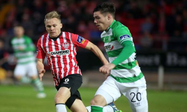 Bóng đá - Shamrock Rovers vs Derry City 03h00 ngày 23/02