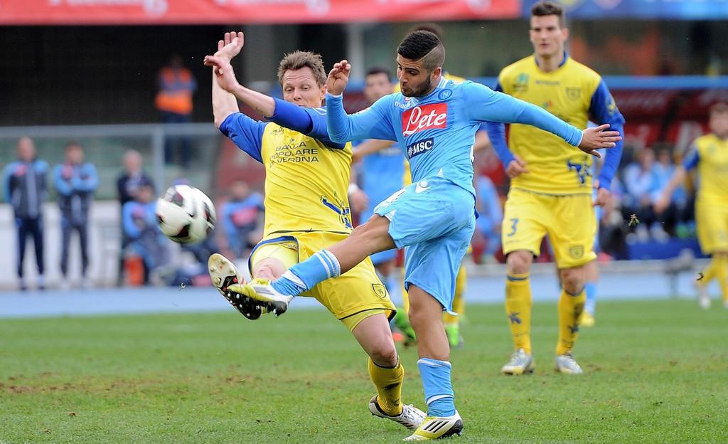 Bóng đá - Chievo vs Napoli: 22h59, ngày 31/08