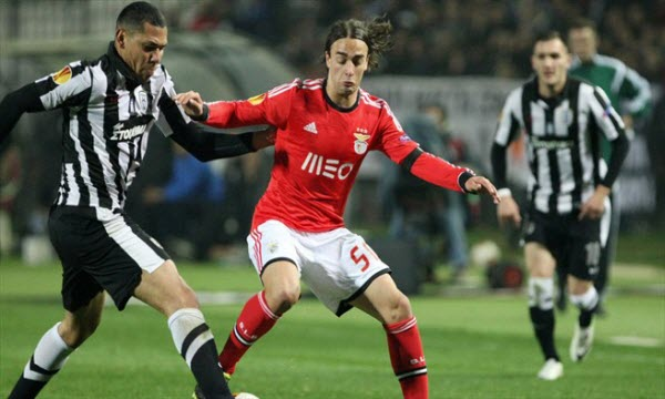 Nhận định dự đoán PAOK Saloniki vs SL Benfica 1h ngày 16/9