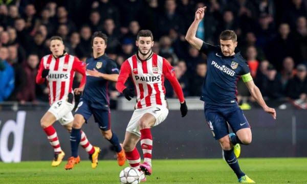 Bóng đá - PSV Eindhoven vs BATE Borisov 02h00, ngày 30/08