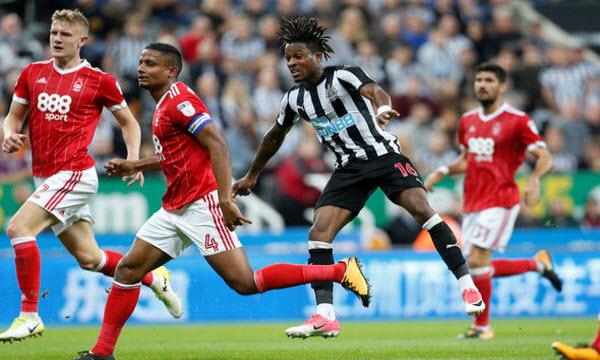Bóng đá - Nottingham Forest vs Newcastle United 01h45, ngày 30/08