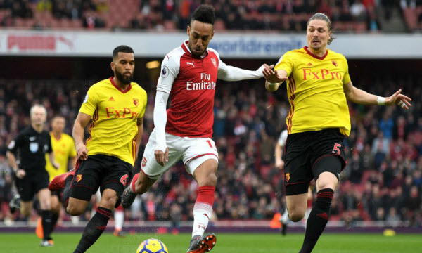 Bóng đá - Arsenal vs Watford 21h00, ngày 29/09