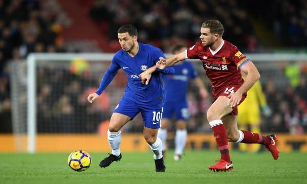 Thông tin trước trận Liverpool vs Chelsea