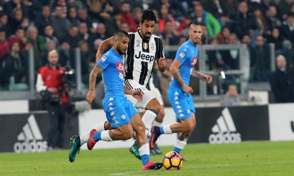 Bóng đá - Juventus vs Napoli 22h59, ngày 29/09