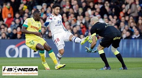 Bóng đá - Lyon vs Nantes 01h00, ngày 30/09