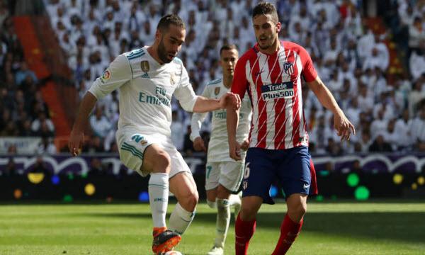 Bóng đá - Real Madrid vs Atletico Madrid 01h45, ngày 30/09
