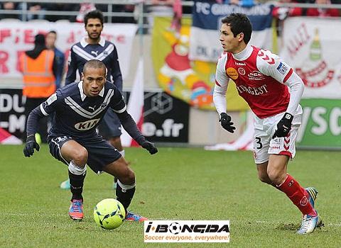 Bóng đá - Bordeaux vs Stade Reims 02h00 ngày 19/05