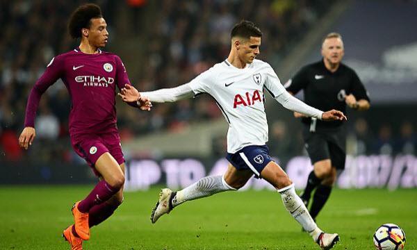 Bóng đá - Tottenham Hotspur vs Manchester City 03h00 ngày 30/10
