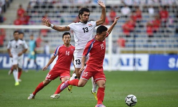 Bóng đá - Yemen vs Iraq 20h30 ngày 12/01