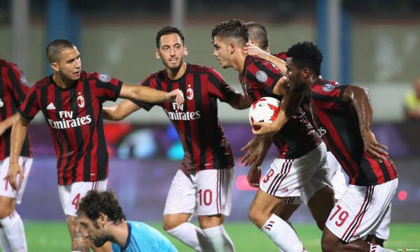 Thông tin trước trận Spal vs AC Milan
