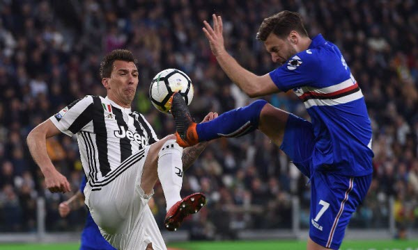 Bóng đá - Sampdoria vs Juventus 26/05/2019 22h59