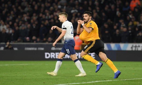 Bóng đá - Tottenham Hotspur vs Wolves 22h00 ngày 29/12