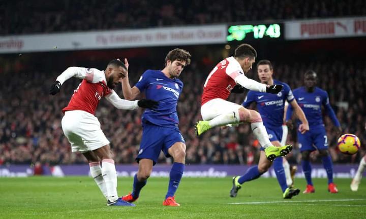 Bóng đá - Chelsea vs Arsenal 22/01/2020 03h15