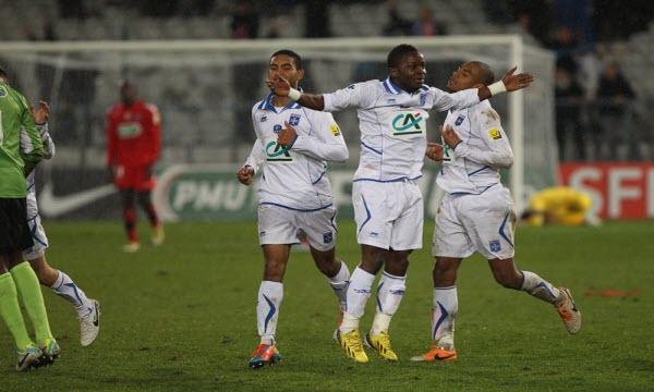 Bóng đá - Auxerre vs Chateauroux 04/05/2019 01h00