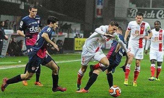 Phân tích Dijon vs Stade Brestois 20h ngày 13/9