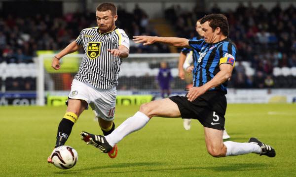 Bóng đá - St. Mirren vs Partick Thistle 21h ngày 25/7