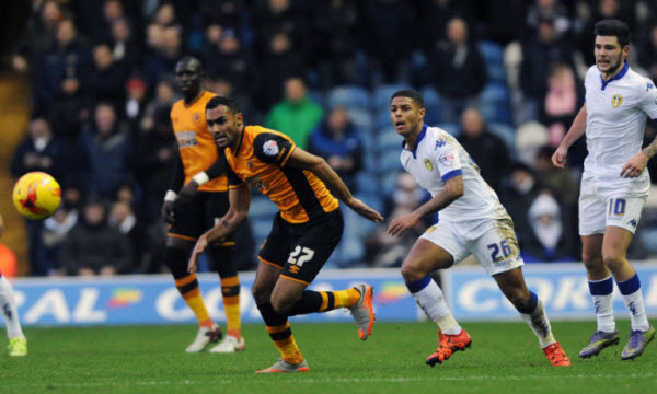 Bóng đá - Leeds United vs Hull City 11/12/2019 02h45