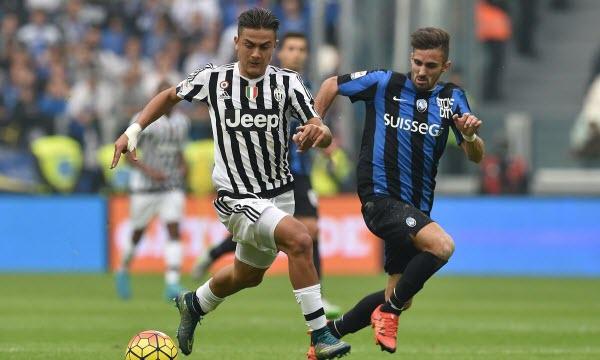 Bóng đá - Atalanta vs Juventus 02h45 ngày 31/01
