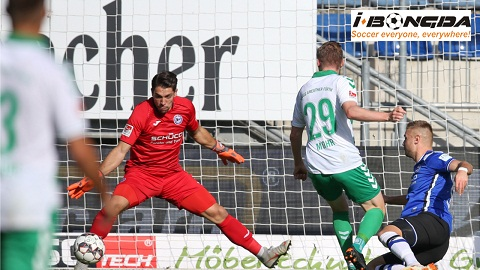 Bóng đá - Greuther Furth vs Arminia Bielefeld 18h30 ngày 31/03