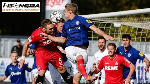 Bóng đá - Koln vs Holstein Kiel 18h30 ngày 31/03