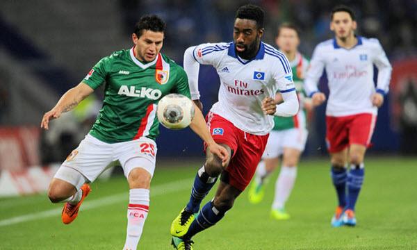 Bóng đá - Augsburg vs Hamburger 20h30, ngày 30/04