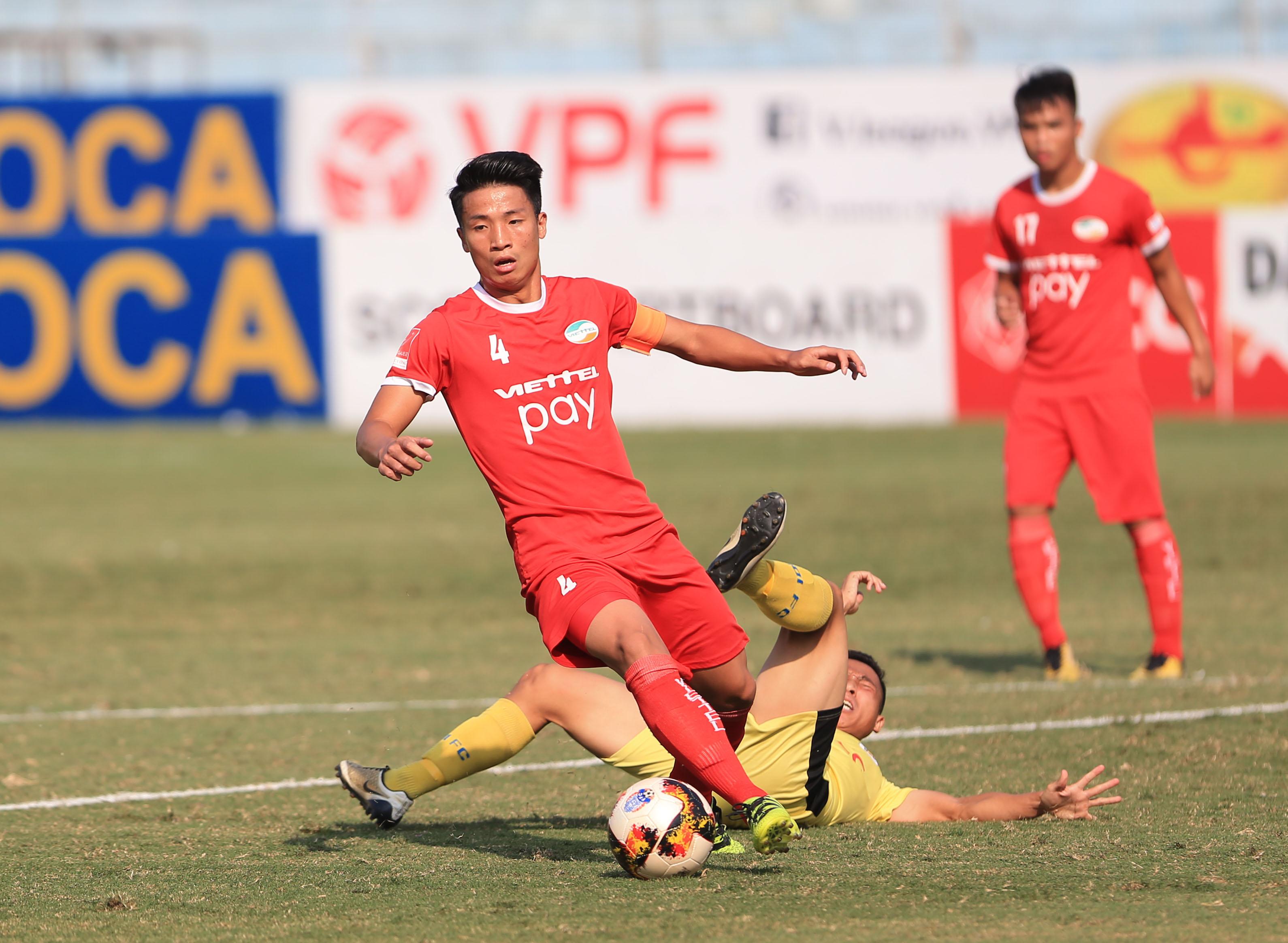 Bóng đá - Quảng Ninh vs Viettel 17/07/2019 18h00