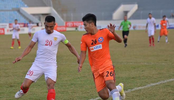 Bóng đá - Tp Hồ Chí Minh vs Đà Nẵng 17/07/2019 19h00