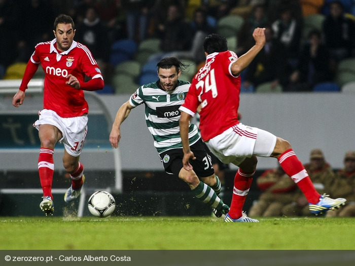 Bóng đá - Sporting Lisbon vs SL Benfica 04/02/2019 00h30