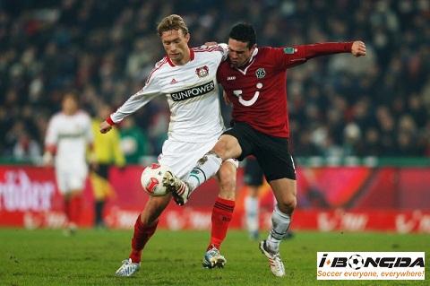 Bóng đá - Eintr. Frankfurt vs Hannover 96 20h30, ngày 30/09