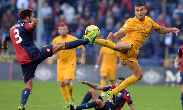 Bóng đá - Frosinone vs Genoa 20h00, ngày 30/09