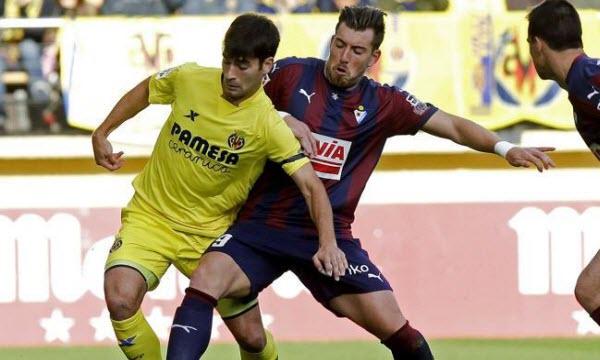 Bóng đá - Eibar vs Villarreal 18h00, ngày 30/10
