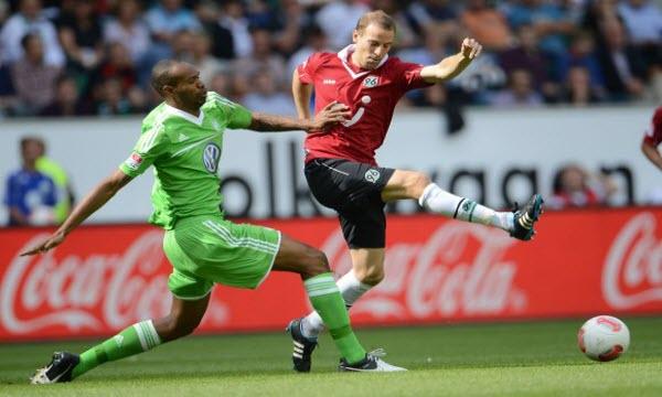 Bóng đá - Hannover 96 vs Wolfsburg 00h30 ngày 31/10