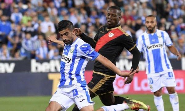 Bóng đá - Leganes vs Rayo Vallecano 02h30 ngày 31/10