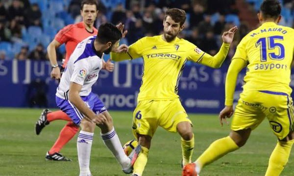 Bóng đá - Zaragoza vs Cadiz 03h00 ngày 01/12